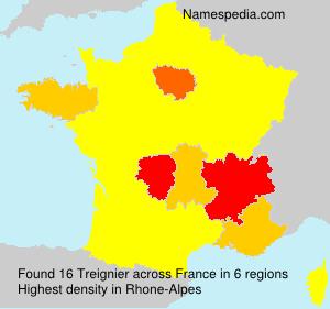 Treignier