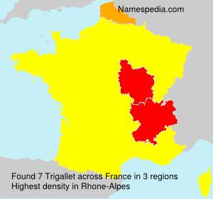 Trigallet
