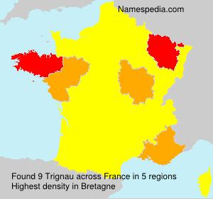 Trignau - France