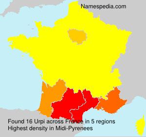 Urpi - France