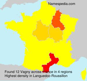 Vagny - France