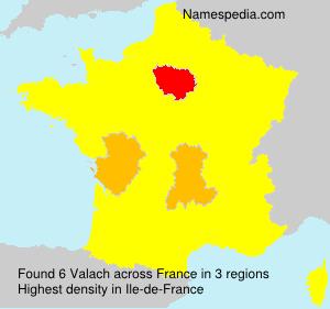Valach - France