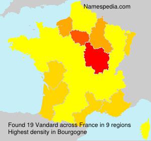 Vandard - France