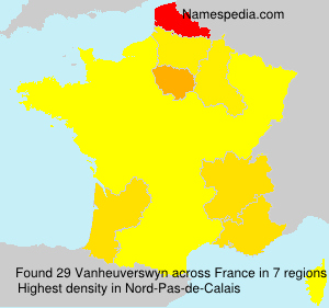 Vanheuverswyn - France