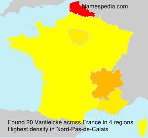 Vantielcke - France