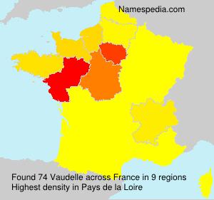 Vaudelle