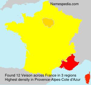 Veison - France