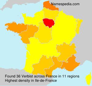 Verbist - France