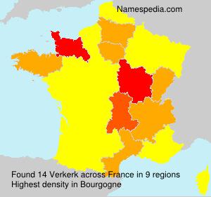 Verkerk - France