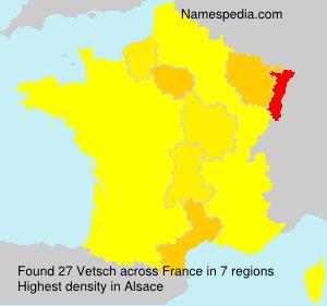 Vetsch - France