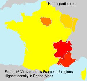 Vincze - France