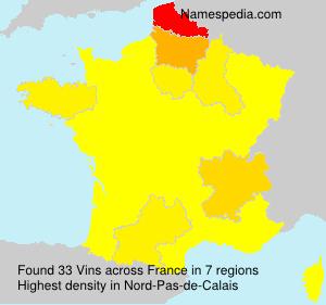 Vins - France