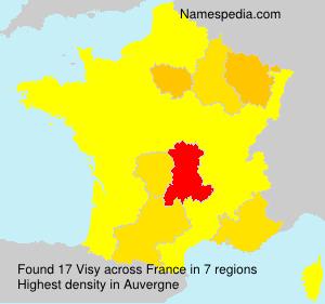 Visy - France