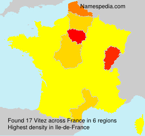 Vitez - France