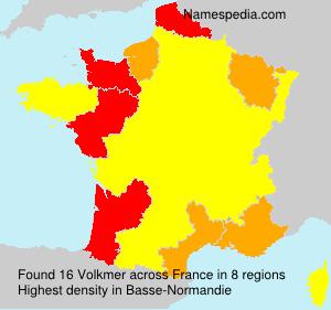 Volkmer - France