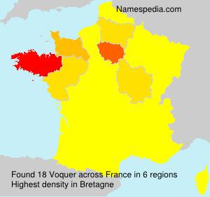 Voquer - France