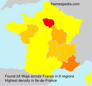 Wajs - France