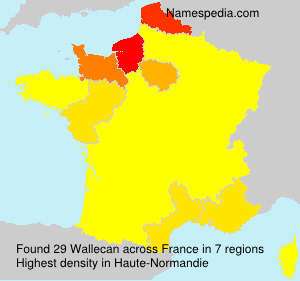 Wallecan - France