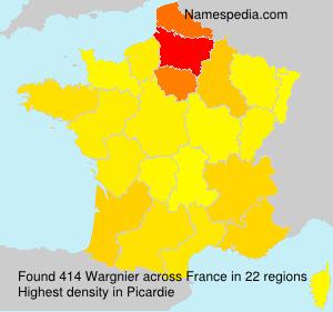 Wargnier - France