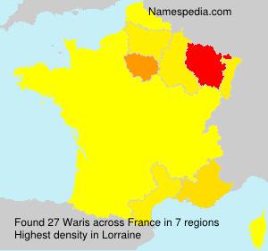Waris - France