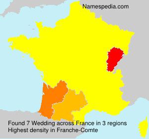 Wedding - France