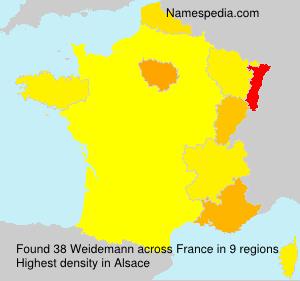 Weidemann - France