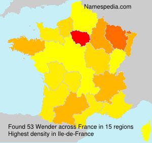 Wender - France