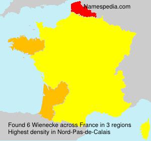 Wienecke - France