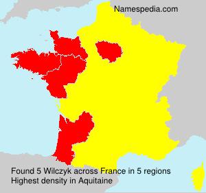 Wilczyk - France