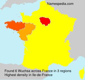 Wuchsa - France