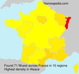 Wuest - France