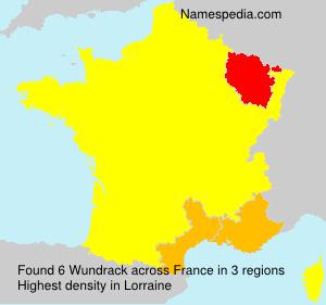 Wundrack