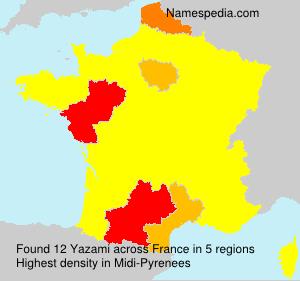 Yazami