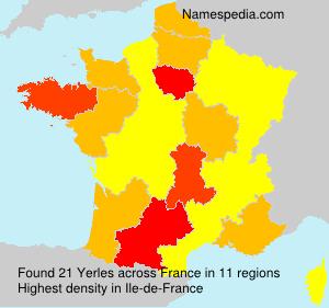 Yerles - France