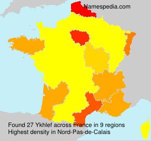Ykhlef - France