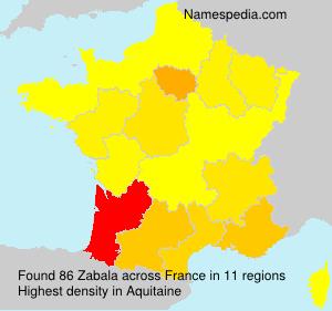 Zabala - France