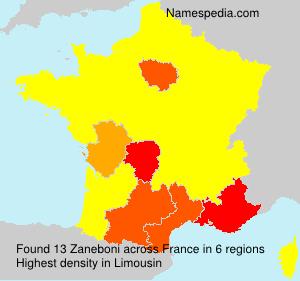 Zaneboni