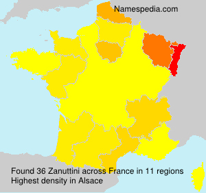 Zanuttini - France