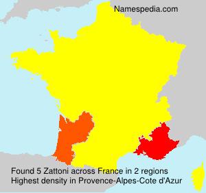 Zattoni - France