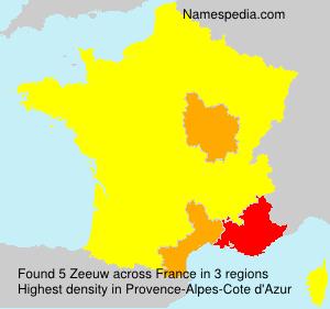 Zeeuw - France