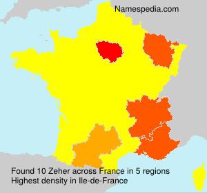 Zeher - France
