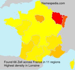 Zell - France