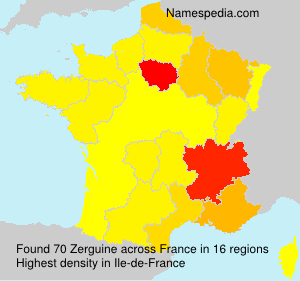 Zerguine - France
