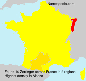 Zerringer
