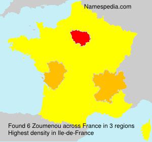 Zoumenou
