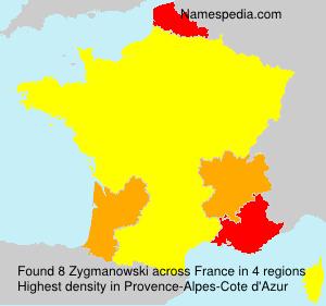 Zygmanowski - France