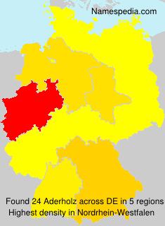Aderholz