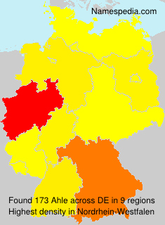 Ahle - Germany