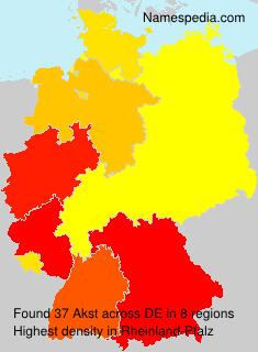 Akst - Germany
