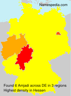 Amjadi - Germany